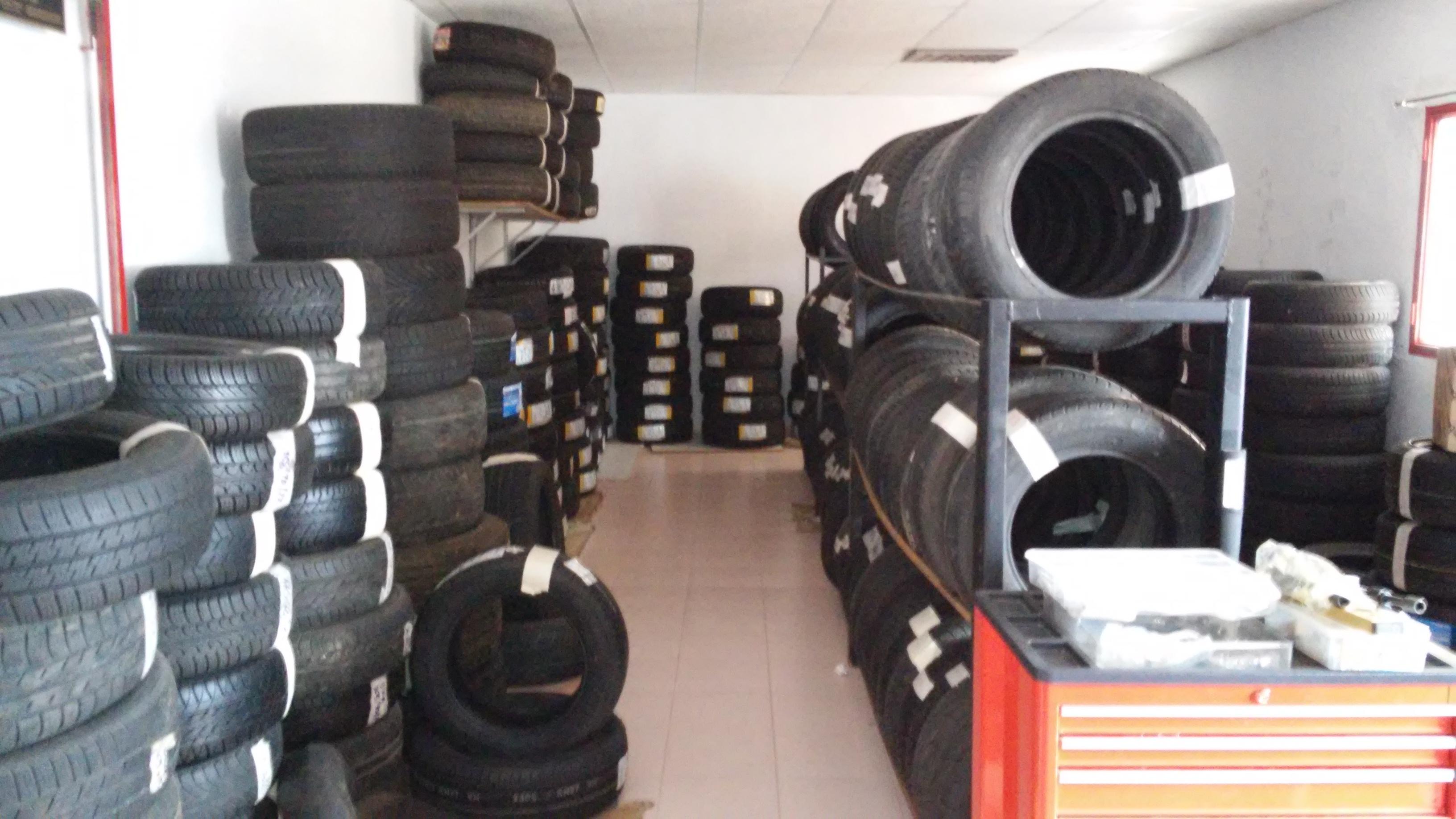 Neumáticos nuevos y de ocasión en Montellano (Sevilla)