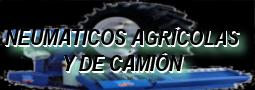 Neumático agrícola y de camión