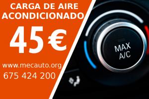 carga aire acondicionado coche Sevilla